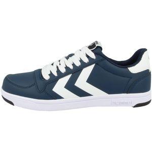 Hummel Sneaker low blau 43