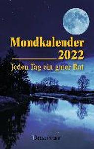 Mondkalender 2022 - Der Taschenkalender