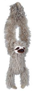 Wild Republic kuscheliges Faultier Junior 50 cm Plüsch grau/weiß
