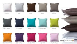 Bett-Tuch 240x300cm ROSA 100% Baumwolle 57Fäden (15 Farben)