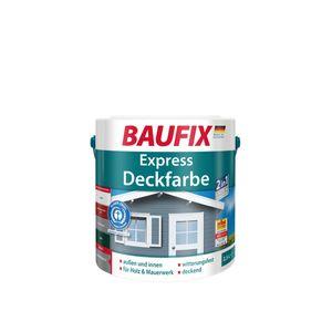 BAUFIX Express Deckfarbe anthrazitgrau