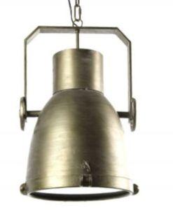 Countryfield hängelampe Misha 46 x 160 cm E27 40 Watt Stahl Kupfer