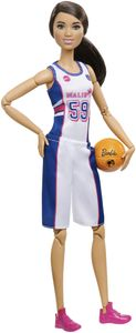 Barbie Made to Move Basketballspielerin Puppe