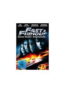 Fast 4 & the Furious (DVD) Neues Modell Min: 102DD5.1WS