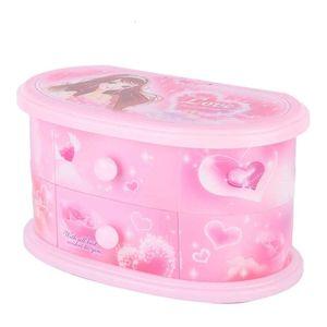 Mllaid Musikalische Schmuckschatulle, Klassische Ballerina Spieluhr Spieluhr, Schmuckschatulle, für Mädchen für kleine Mädchen