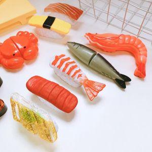 Pretend Spielen Kunststoff Lebensmittel Spielzeug Schneiden Miniatur Sushi Lebensmittel Pretend Spielen Kinder Für Kinder