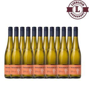 Weißwein Rheinhessen Riesling Auslese Weingut Dackermann 107° lieblich (12 x 0,75 l)