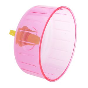 Hamsterlaufrad Hamsterrolle Nager Laufrad Spielzeug Ø 12cm Farbe Rosa