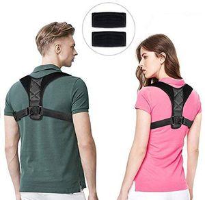 Haltungskorrektur Geradehalter Schulter Rücken Haltungsbandage ,verstellbare Größe Rückenbandage ,Gepolsterte Gurte