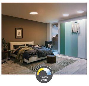 Paulmann Home LED Panel Cesena in Weiß-matt 17W tunable white 300mm