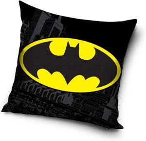 DC Comics kissen Batman Jungen 40 cm Polyester schwarz