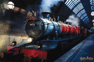 Pyramid Harry Potter Hogwarts Express Poster 91.5x61cm.