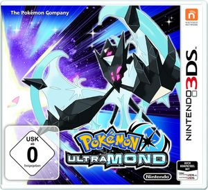 Nintendo 3DS Pokémon Ultramond