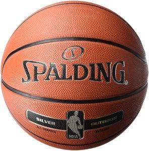 Spalding Basketball NBA SILVER OUTDOOR (83-569Z) orange 7