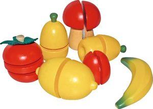 Früchte- & Gemüse im Netz zum Schneiden, 1Set