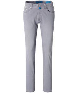 Pierre Cardin Herren Jeans Hose Lyon Trapered Fit Futureflex 3451-8885 81*, Farbe:81 Grey Used Denim, Größen Pierre Cardin:W33/L32