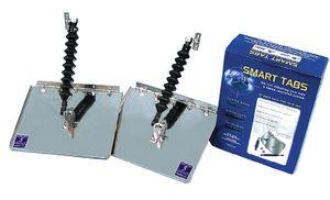 Automatische Trimmklappen ohne Strom, 3.6-4.6m, 30-50PS