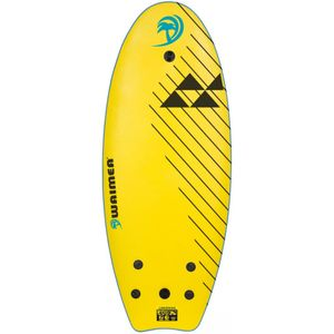 Waimea Surfboard Gelb 114 cm EPS 52WZ-GLB-Uni