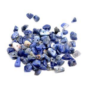 20g Natürlich Edelstein Perlen Set Schmucksteine Trommelsteine Heilsteine Lapis wie beschrieben Indischer Achat