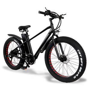 26 zoll Elektrofahrrad E-bike Fatbike 750W 48V 20Ah 960Wh,Max 45km/h ,Max 40-60km , Max 150kg