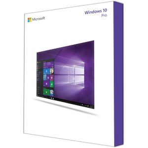 Windows 10 Pro Professional Win 32/64-Bit Vollversion Produktschlüssel Lizenz Code Updatefähig Key