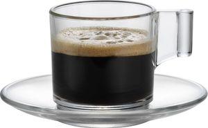Eisch Espresso-Glas mit Unterteller Superior SensisPlus 1 Stück