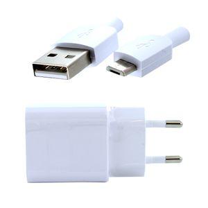 Huawei - HW-050200E01 - Schnell Ladegerät + Datenkabel Micro-USB - Weiss