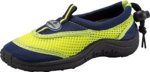Tecno Pro Kinder Surfschuh Freaky Jr gelb / blau, Größe:35