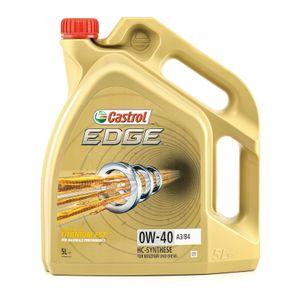 5 Liter CASTROL 0W-40 EDGE A3/B4 Porsche A40 VW 502 00 MB 229.3 Ford WSS-M2C937-A VW 505 00 MB 229.5