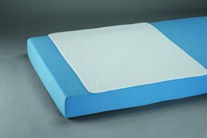 SUPRIMA Mehrfach Inkontinenzauflage Baumwolle 85x90 cm ohne Seitenteile 1 Stück