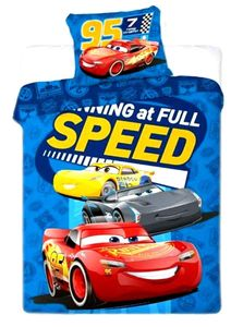 Disney Cars - Baby-Bettwäsche 'Winning at Full Speed'