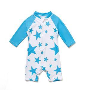 Bonverano Badeanzug Jungen UV Schutz UPF 50+ 18-24 Monate