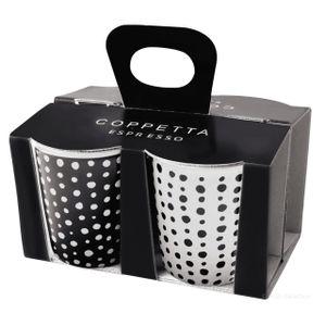 ASA 4er Set Espressobecher, 4 Motive 44400214