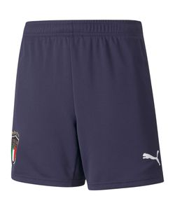 Puma Figc Away Shorts Replica J - peacoat-puma white, Größe:164