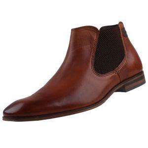 bugatti Herren Business-Schuhe Braun, Schuhgröße:EUR 43