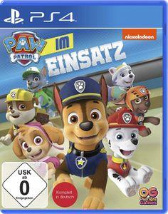 PAW Patrol: Im Einsatz - Konsole PS4