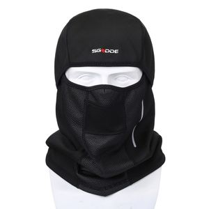 Outdoor Sports Fahrrad Skifahren Wasserdicht Winddicht Winter Warm Thermal Fleece Sturmhaube Gesichtsmaske Hut Motorrad Gesichtsmaske Hut Nackenhelm Mützen