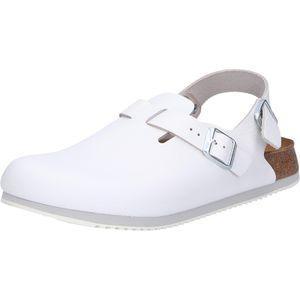 Birkenstock Tokio Schuhe schmale Weite weiß Gr. 37