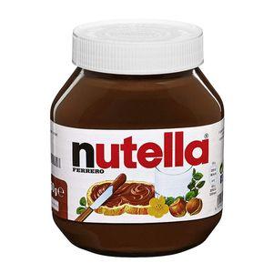 Nutella Haselnuss Nougat Creme Brotaufstrich nussig schokoladig 750g