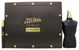 Jean Paul Gaultier Le Male Le Parfum Set 125 ml & 10 ml Eau de Parfum EDP Mini