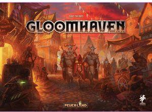 Feuerland Gloomhaven Legacy Rollen- Brettspiel 2.Auflage 2019 (deutsch)