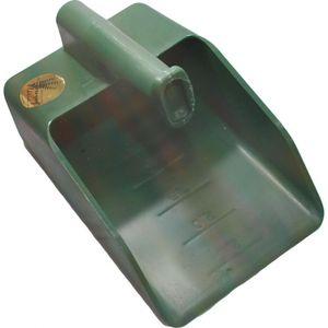 Futterschaufel 3 Liter aus hochwertigem Kunststoff