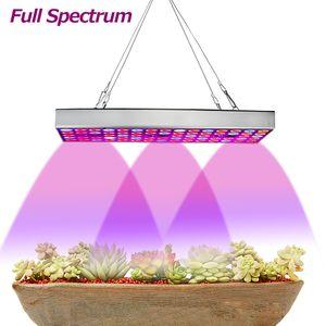 45W LED Pflanzenlampe, Led Grow Lampe Full Spectrum Wachsen Licht Wachstumslampe Pflanzenlicht für Zimmerpflanzen Gemüse und Blumen