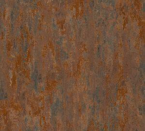 A.S. Création Vintagetapete Elements Vliestapete orange kupfer braun 10,05 m x 0,53 m