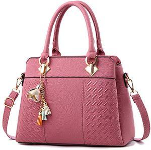 Frauen Geldbörsen Satchel Handtaschen Damen Designer Top Griff Tote Bag Kunstleder Tasche