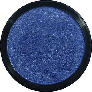 Eulenspiegel - Profi-Aqua Make-up Schminke - 20 ml, Farbe:Perlglanz-Meeresblau
