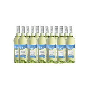 Weißwein Pfalz Weißer Burgunder Leoff trocken  (12 x 0,75L)