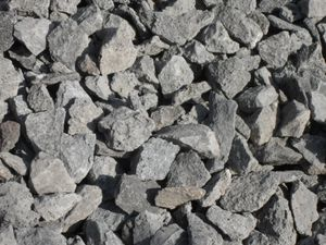 25 kg Basaltsplitt 32-63 mm