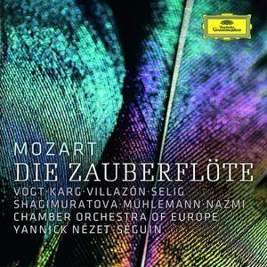Die Zauberflöte - Wolfgang Amadeus Mozart (1756-1791) -   - (CD / Titel: A-G)