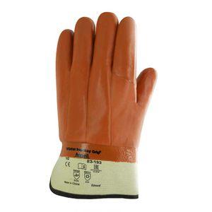 Ansell Kälteschutzhandschuh 23-193 WINTER MONKEYGRIP, PVC-Beschichtung, Schaumstoffisolierung Größe: 10